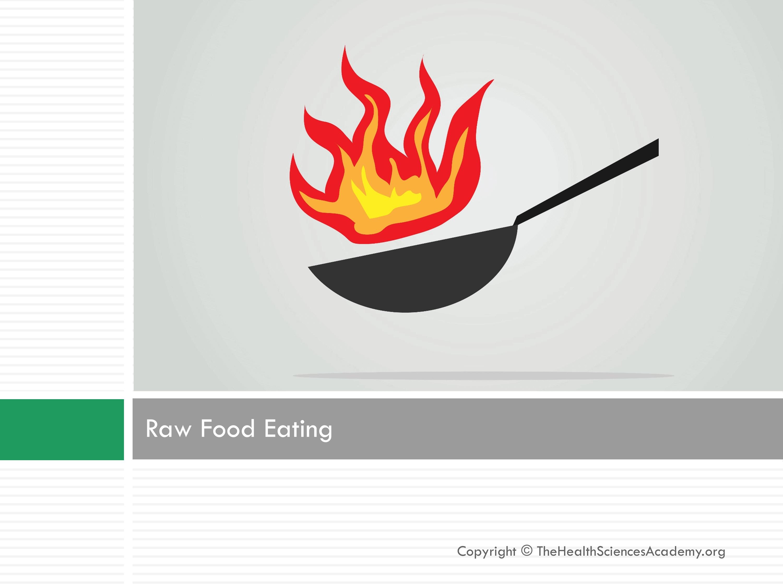 Raw Food Diet Beats Cancer